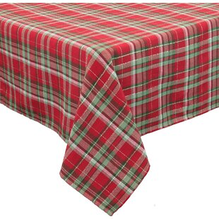 Holiday Tartan Christmas Tablecloth  sc 1 st  Wayfair & Lenox Holiday Tartan China | Wayfair
