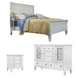 Weitzman Standard Configurable Bedroom Set by Darby Home Co