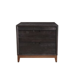 Loyd 2 Drawer Nightstand