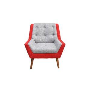 Highgate Mid Century Modern Living Room Arm Chair