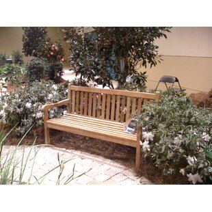 Quinlan Teak Garden Bench