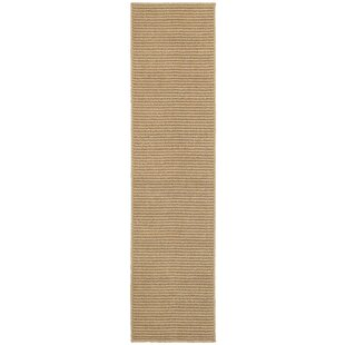 Kiersten Casual Sand Indoor/Outdoor Area Rug