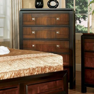 Bedard 5 Drawer Chest