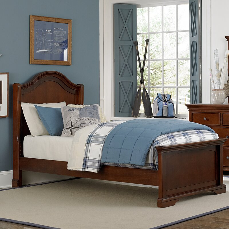 Harriet Bee Javin Kids Arch Bed & Reviews | Wayfair
