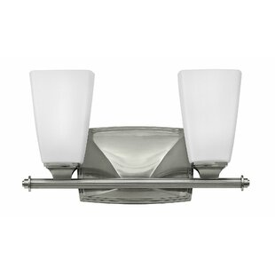 Reviews Darby 2-Light Vanity Light By Hinkley Lighting