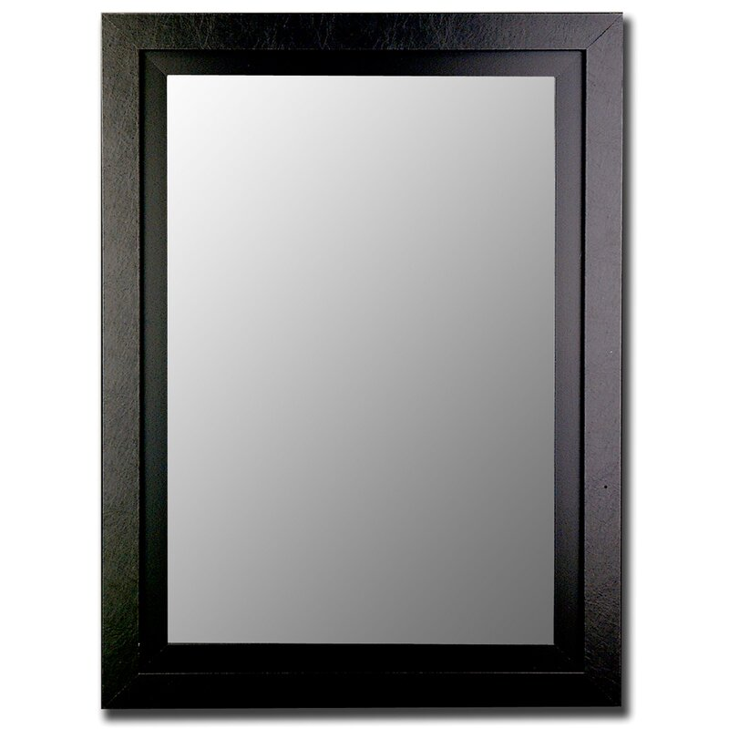 Contemporary Wall Mirror hitchcock butterfield company contemporary wide black wall mirror
