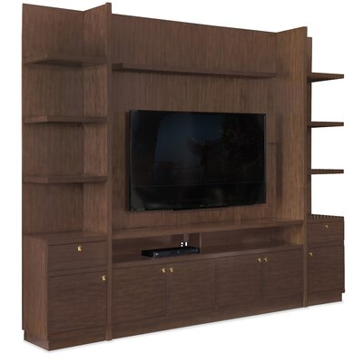 Atelier Entertainment Center for TVs up to 75 Hooker Furniture