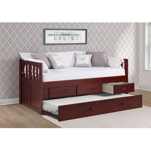 Dubbo Captains Twin Bed with Trundle