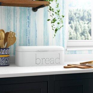 Branch Metal Bread Box