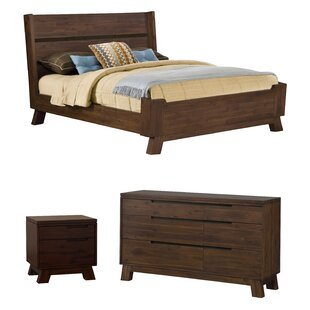 Damiani Platform Configurable Bedroom Set