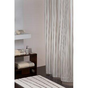 Jeff Single Shower Curtain