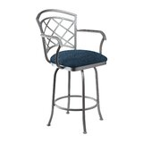 Di Swivel Bar & Counter Stool by Latitude Run