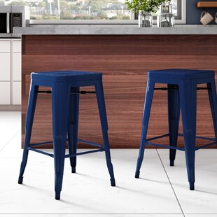 Louisa 26.5 and 30.5 Bar Stool (Set of 2) by Zipcode Design