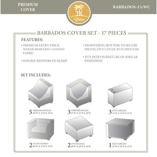 Barbados 17 Piece Cover Set