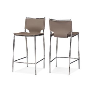 Baxton Studio Bar Stool (Set of 2) by Who..