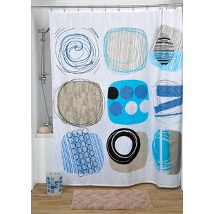 Street Art Printed Single Shower Curtain