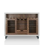 Modern Credenzas & Sideboards You'll in 2019 | Wayfair on consoles and credenzas, made in usa modern credenzas, country style credenzas, modern sideboards with sliding door, modern sideboards and hutches, industrial modern credenzas, post modern credenzas,
