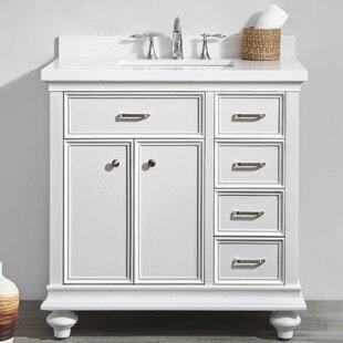 Best Reviews Weisner 36 Bathroom Vanity Set ByAlcott Hill