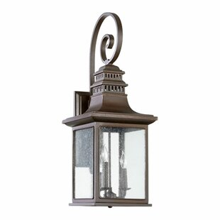 Buying Brittany 3-Light Outdoor Wall Lantern By Alcott Hill