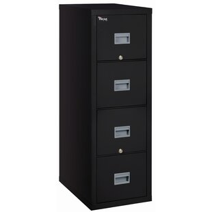 4-Drawer Patriot Insulated Fire File