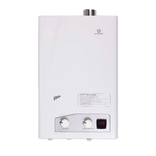 Eccotemp FVI12-LP Liquid Propane Indoor Forced Vent Tankless Water Heater By Eccotemp Systems LLC