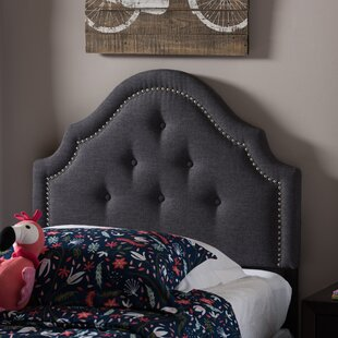 Cragin Twin Panel Headboard by Harriet Bee