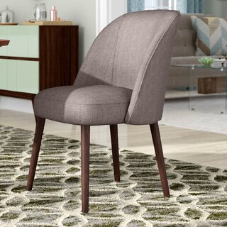 Aliso Upholstered Dining Chair by Langley Street SKU:EA888381 Order