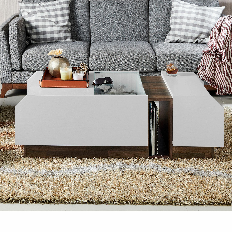 Wrought Studio Portola Modern Coffee Table Reviews