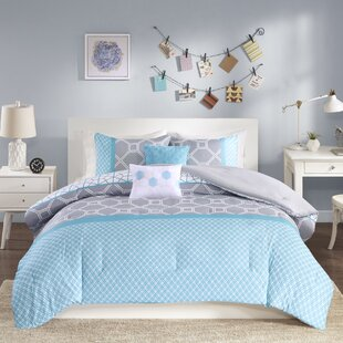 Stansberry Reversible Comforter Set