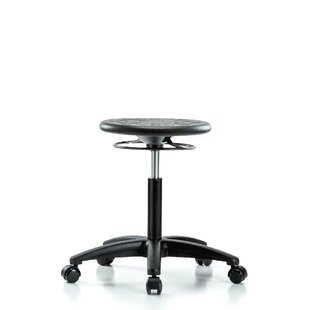 Height Adjustable Industrial Stool by Perch Chairs & Stools Top Reviews