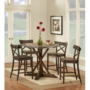 Burnsfield Counter Height Dining Table by..