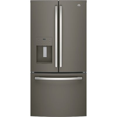 17.5 cu. ft. Energy Star French Door Refrigerator GE Appliances