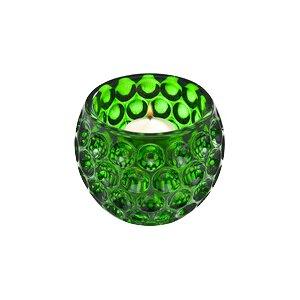 Circle Crystal Votive Bowl