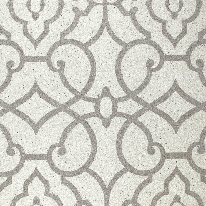 Candice Olson Shimmering Details Grillwork Mica 24 X 36 Wallpaper Roll