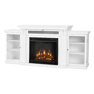 Cali TV Stand with Fireplace