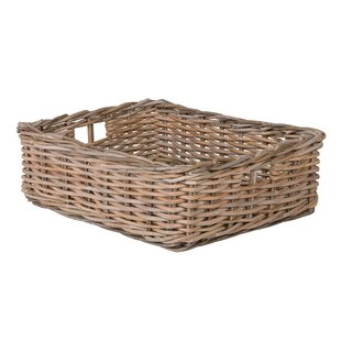 Mowery Shelf Under Bed Rattan Basket