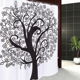 Tree of Life Single Shower Curtain