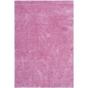 Ariel Pink Area Rug