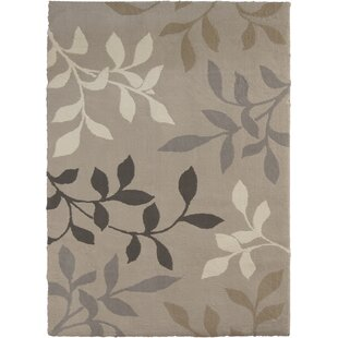 Freetown Brown Area Rug by Threadbind