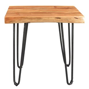 Kourtney End Table by Union Rustic Comparison