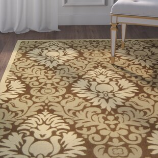 Jarrow Brown/Natural Indoor/Outdoor Area Rug