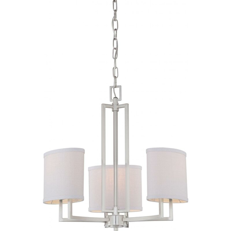Ivy Bronx Bouley 6 Light Shaded Classic Traditional Chandelier Reviews Wayfair