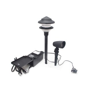 Duracell Landscape Lighting Set (Set of 6)