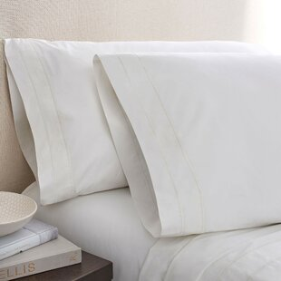 Denizen 275 Thread Count 100% Cotton Fitted Sheet