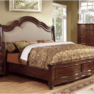 Fuson Panel Bed