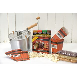 192 Oz. Whirley Pop Dynamite Popcorn Gift Set by Wabash Valley Farms
