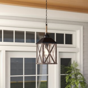 Sandy Bay 1 Light Outdoor Hanging Lantern