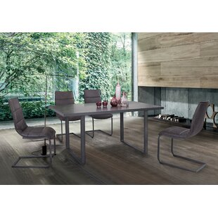 Clarette 5 Piece Dining Set Mistana