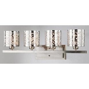 Price comparison Dahl 4-Light Candle Wall Light By Orren Ellis