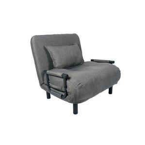 Jesse Single Sleeper Convertible Sofa by Gracie Oaks